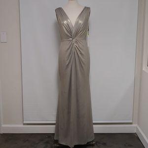 Calvin Klein Metallic Dress